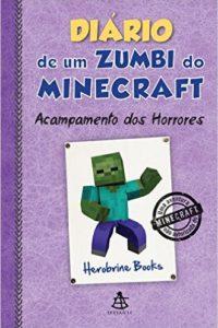 acampamento dos horrores - herobrine books